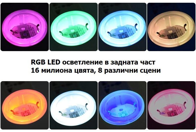 LED преходник с WiFi