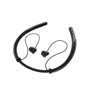 безжични Bluetooth спортни слушалки черни