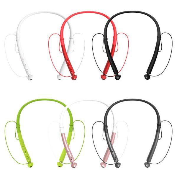 безжични слушалки цветове