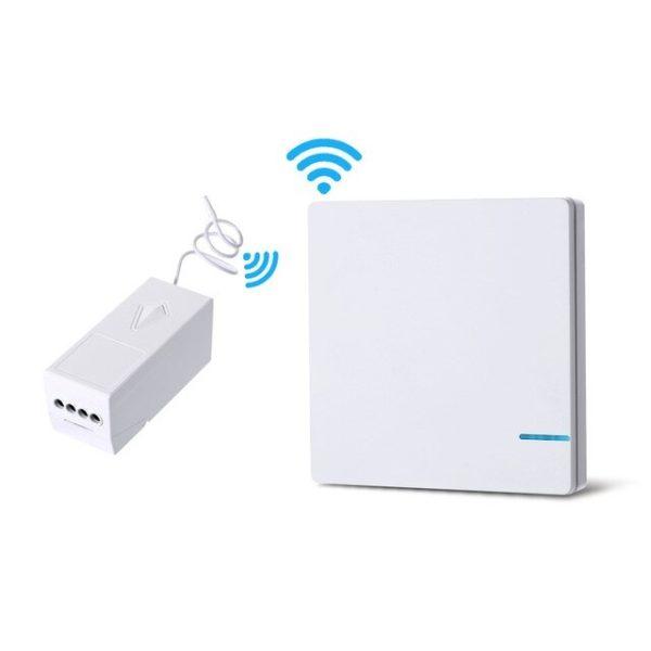 единичен WiFi безжичен ключ с един контролер