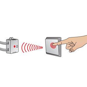 сигнал между контролер и кинетичен ключ