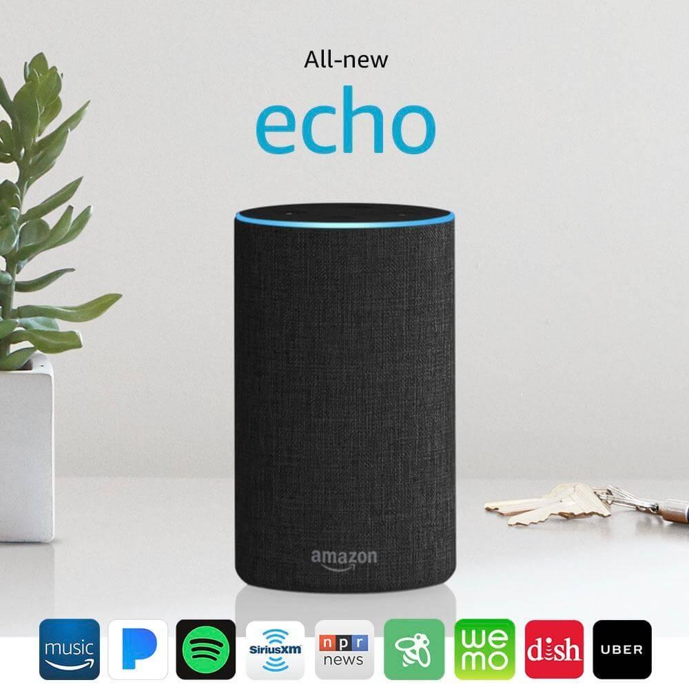 Amazon Alexa Echo 2 поколение