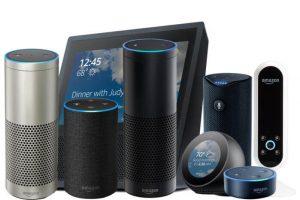 amazon echo всички устройства