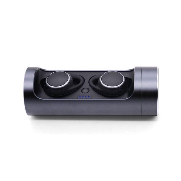 Bluetooth earbuds слушалки 5.0 черни