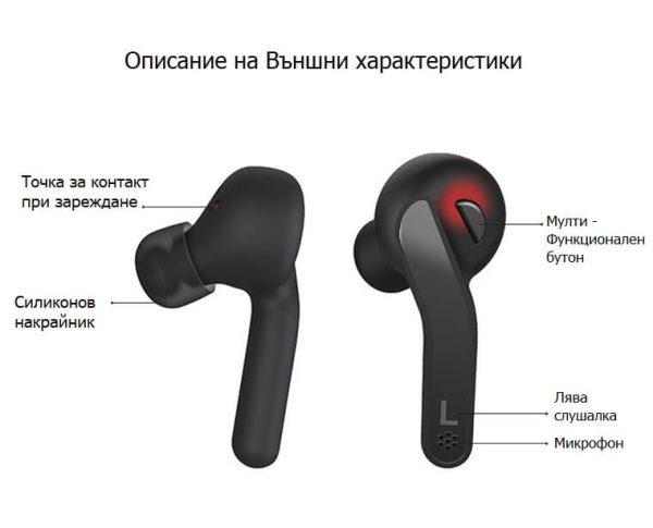 слушалки характеристики