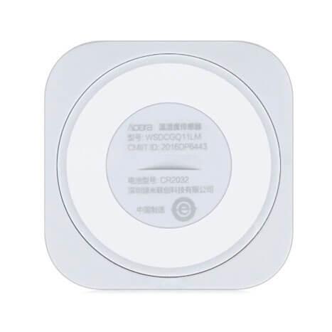 сензор датчик за температура и влажност отзад