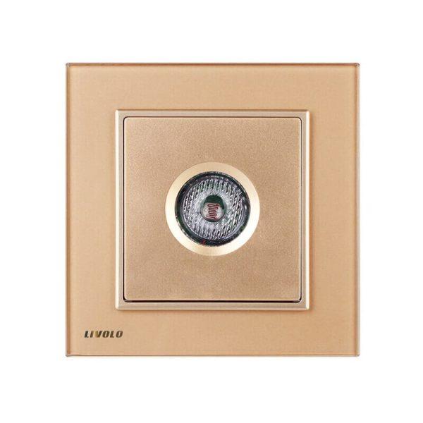 livolo сензорен ключ за осветление златист
