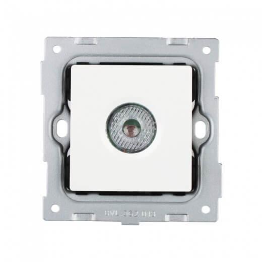 сензорен ключ бяла база