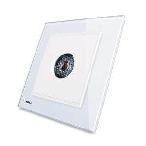 сензорен ключ за движение и звук бял