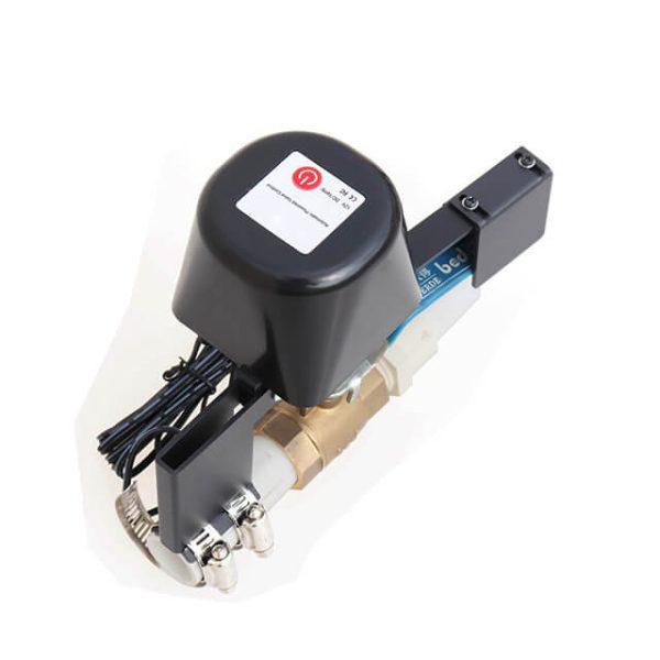 автоматичен изключвател на вода и газ