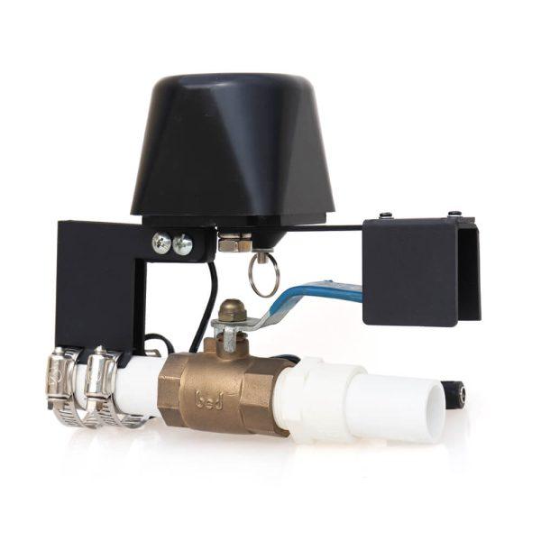 автоматичен спирателен клапан за вода и газ