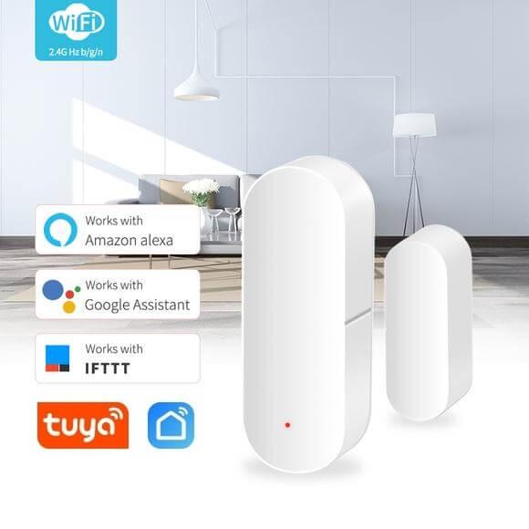 WiFi сензор за врата автоматизация