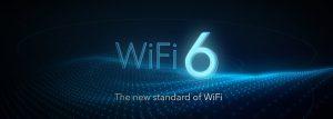 WiFi 6 банер лого
