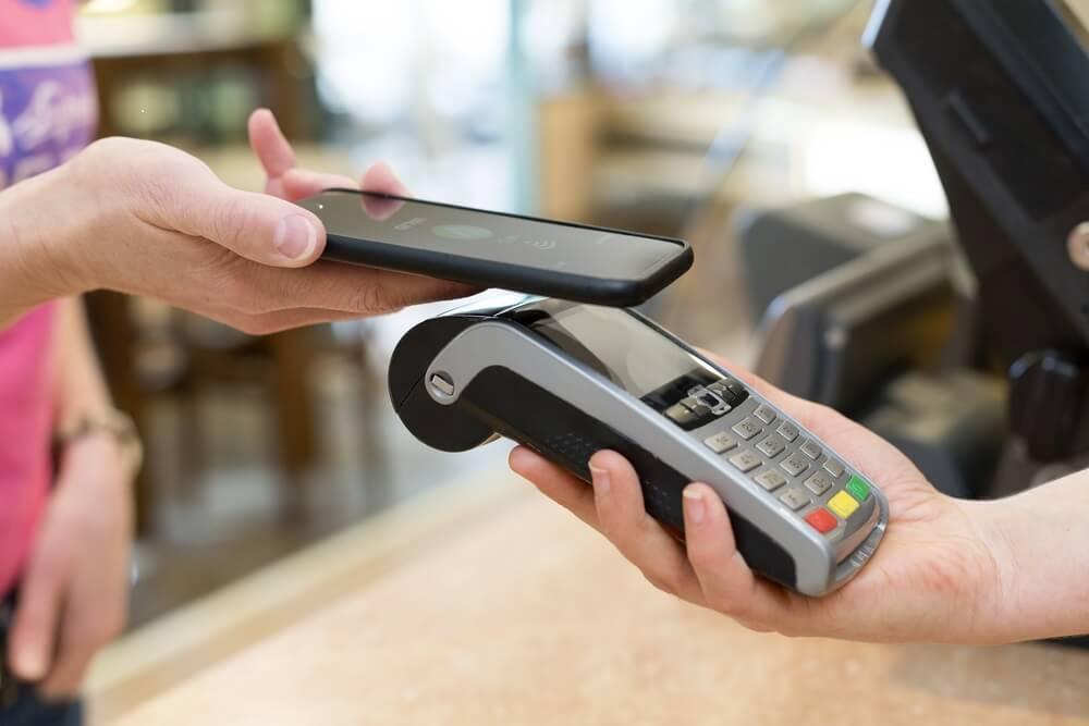 плащане с nfc телефон