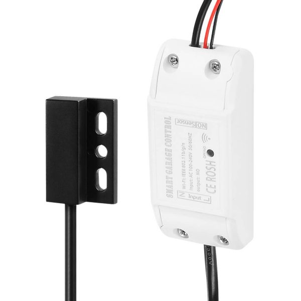 WiFi контролер за умна гаражна врата