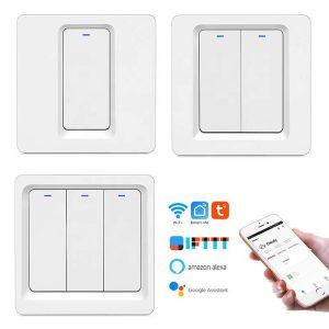 WiFI ключове един два и три бутона
