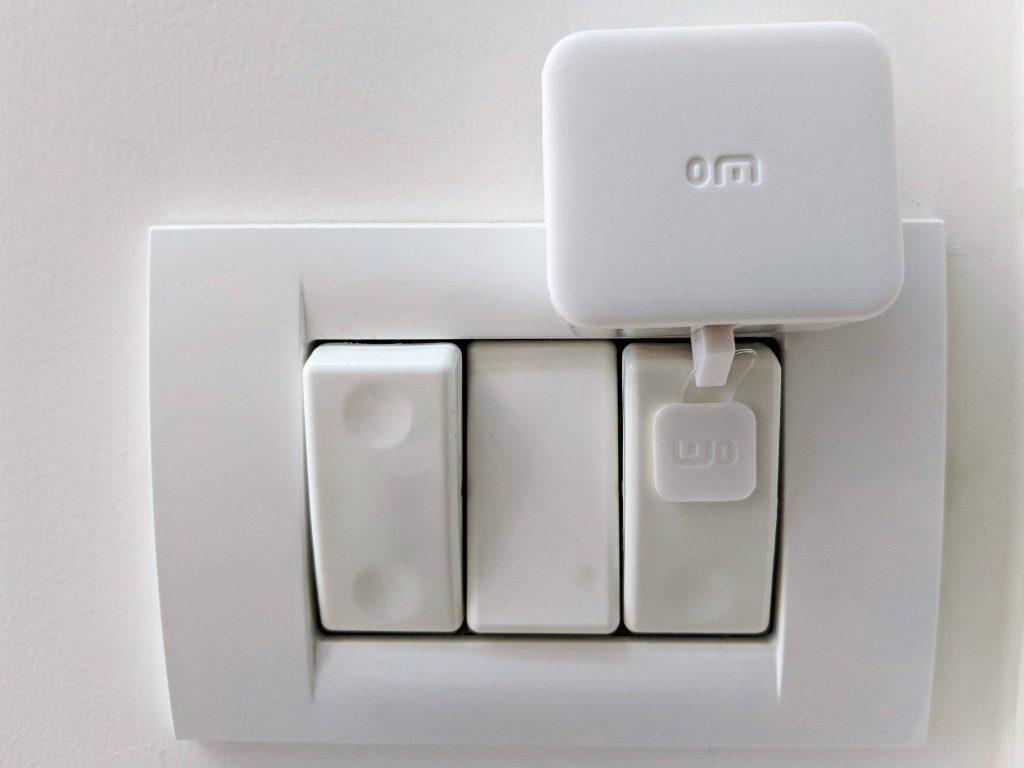 switchbot ключ за осветление