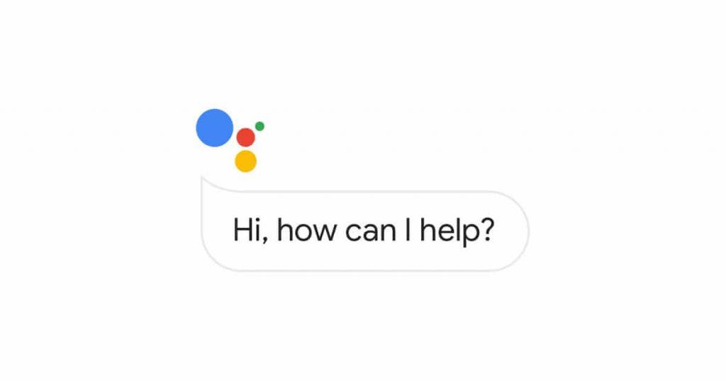 гугъл асистент