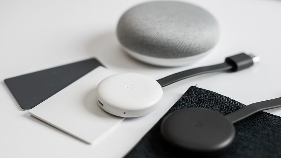 home mini chromecast