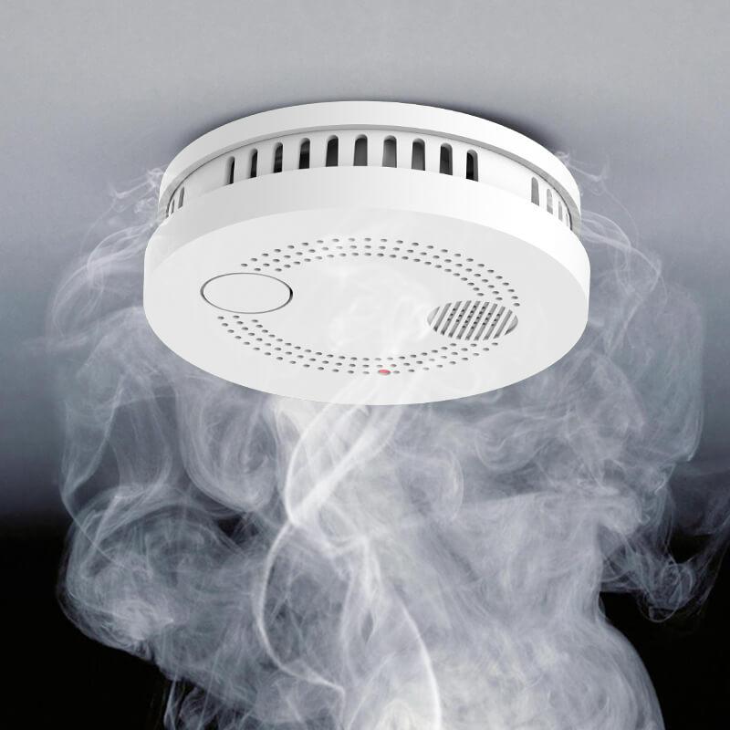 WiFi сензор за дим и пушек