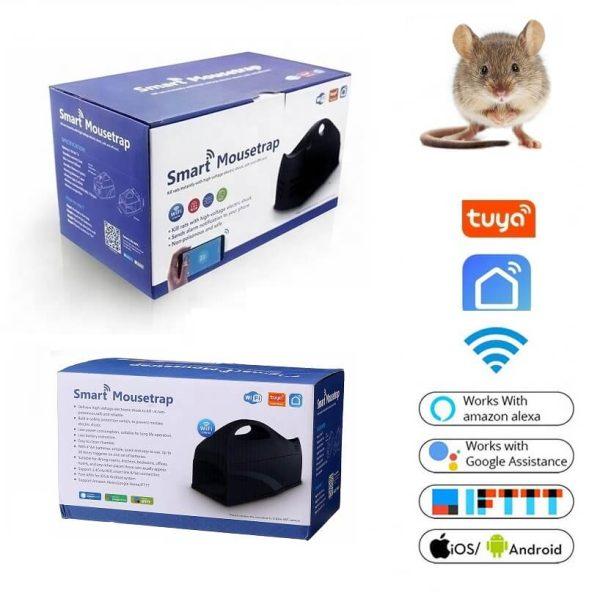 кутия на WiFi капан за мишки