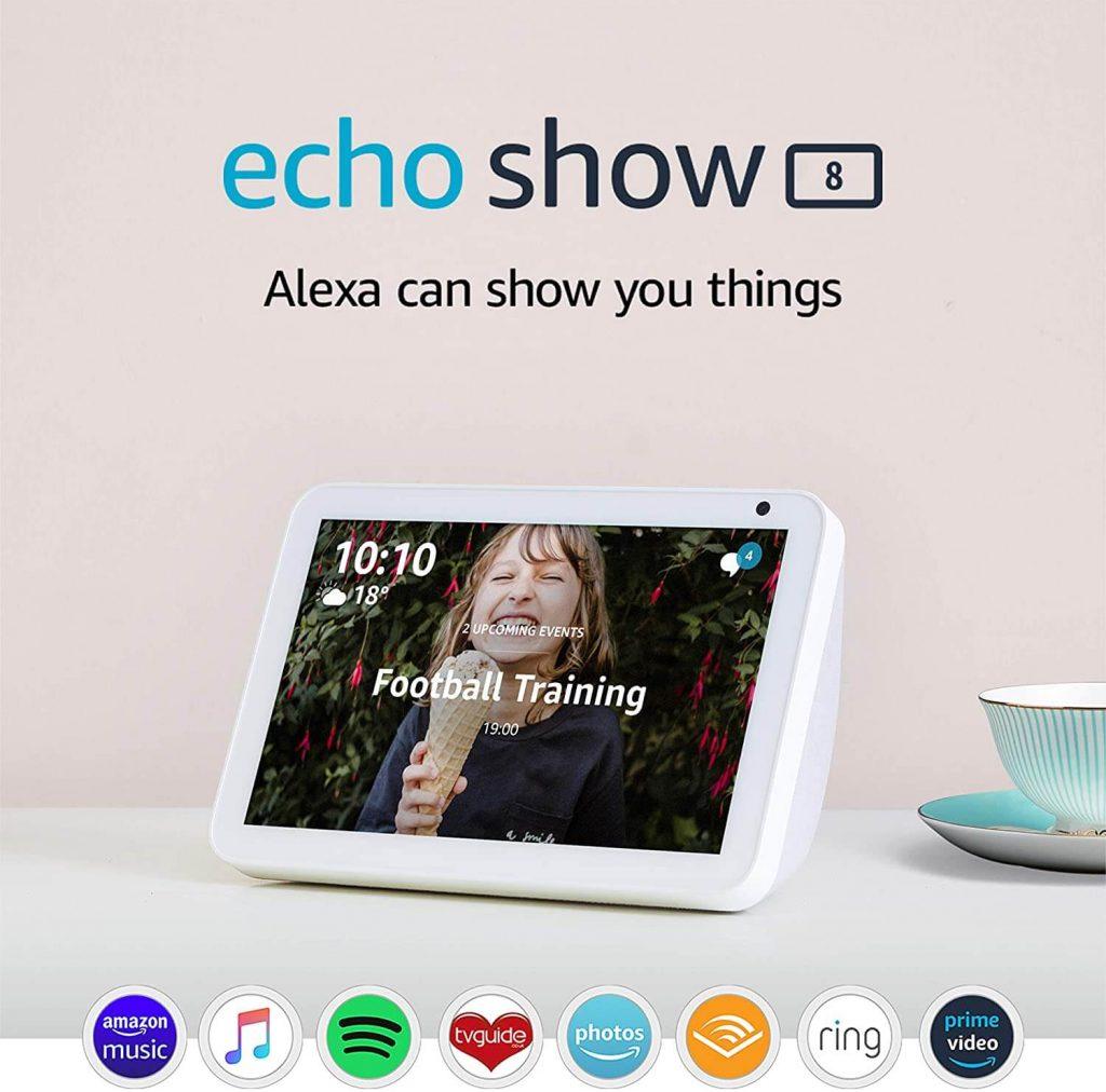 алекса echo show 8