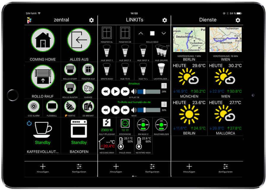 enocean приложение