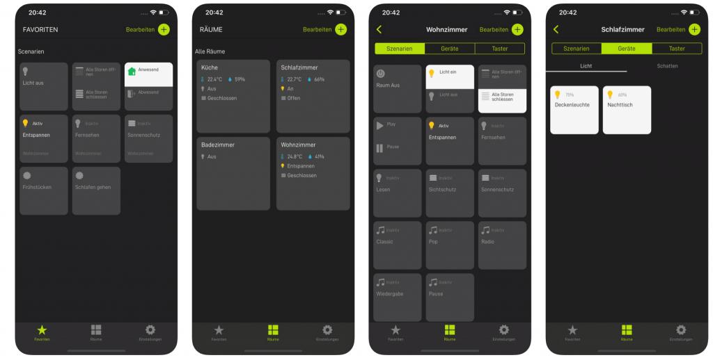 digitalstrom мобилна платформа