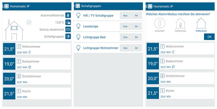 homematic ip платформа