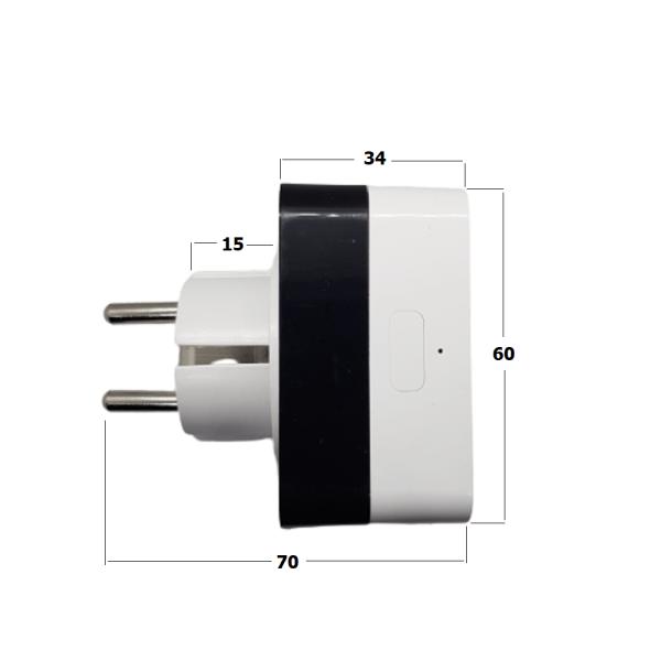 размер на контакт за климатик