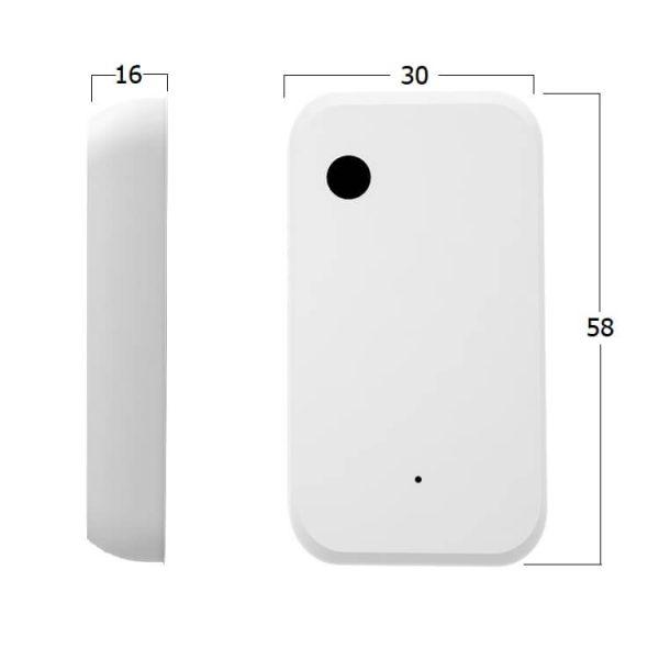 размер на сензор за яркост