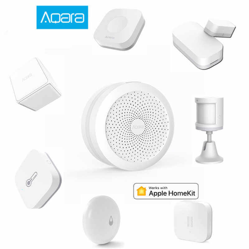 Aqara сензори и датчици