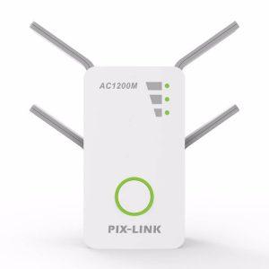 WiFi усилвател pix-link 1200m