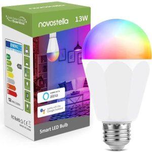 смарт LED крушка Novostella