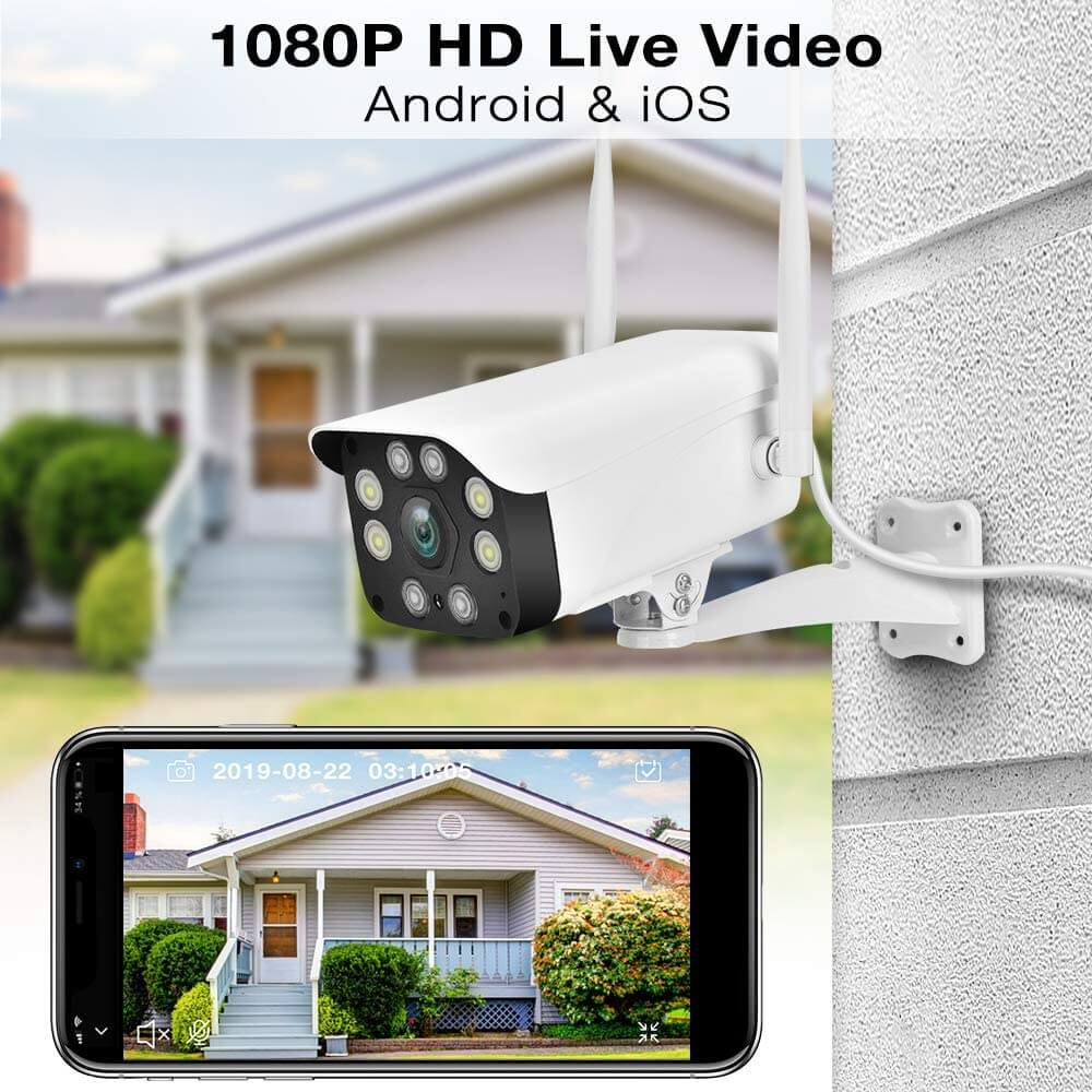 1080p full hd изображение на камерата