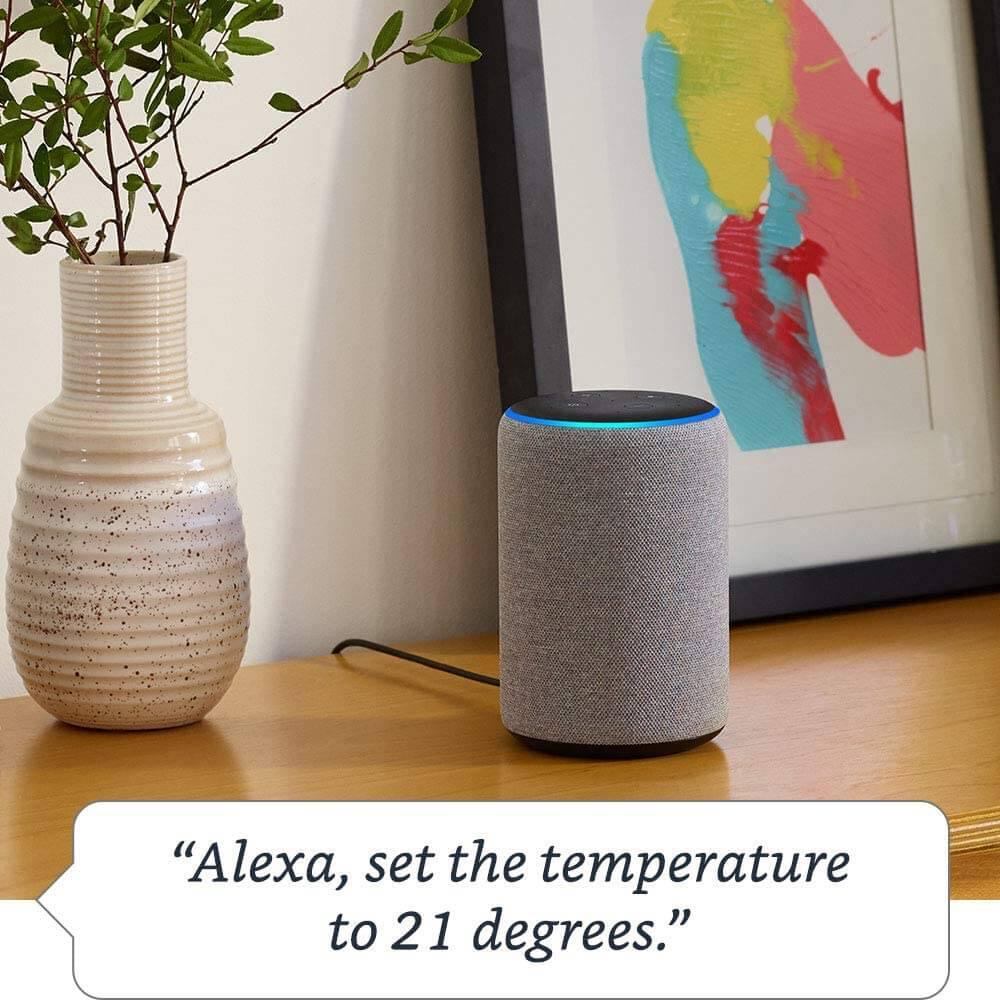 алекса температурен сензор