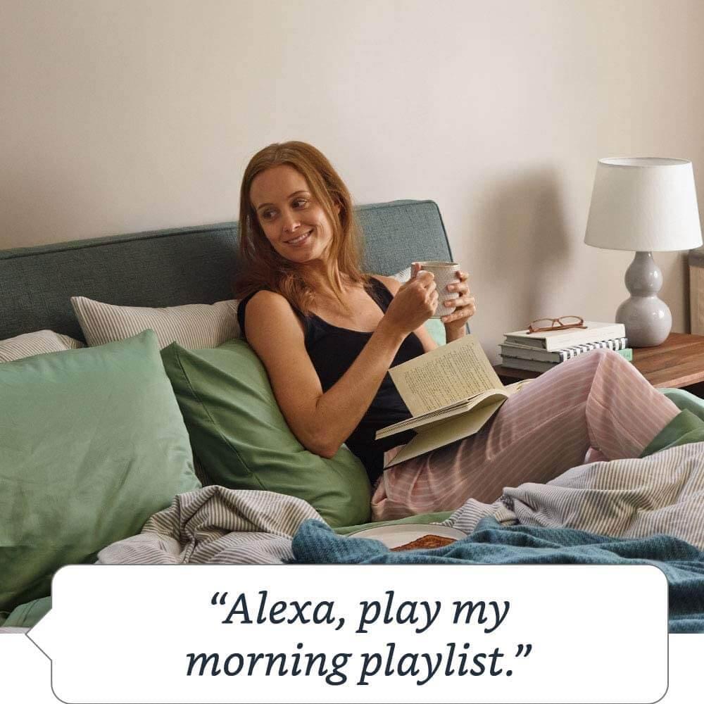 amazon alexa музика и радио