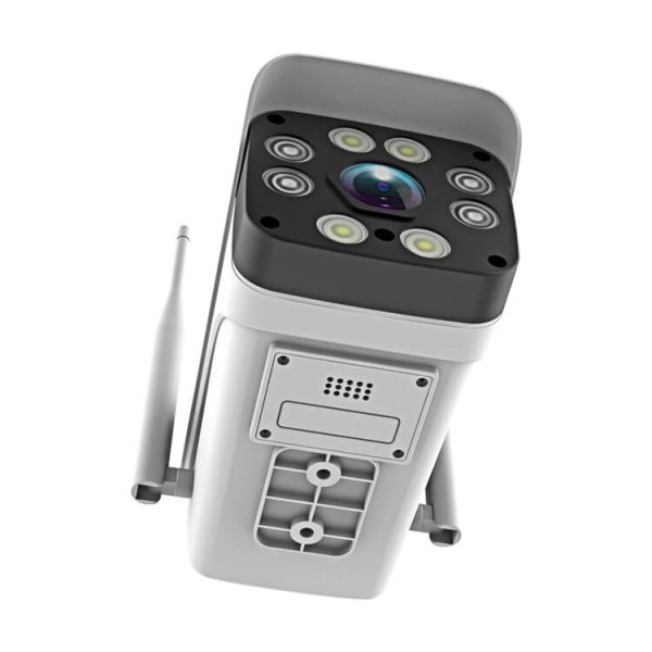 интелигентна външна камера за наблюдение