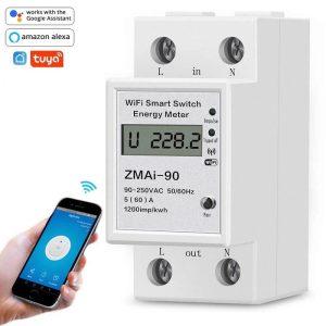 WiFi измервател на електроенергия