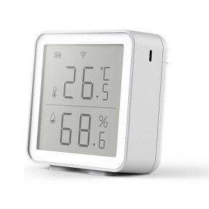 WiFi сензор за температура и влажност