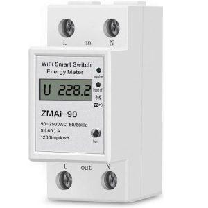 WiFI енергометър 60 Ампера