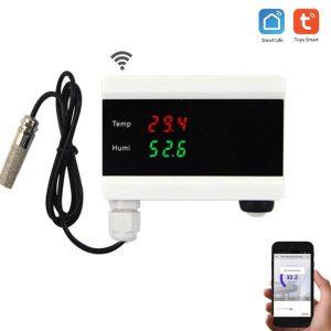 смарт индустриален сензор за температура и влажност