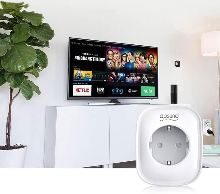 смарт контакт за телевизор