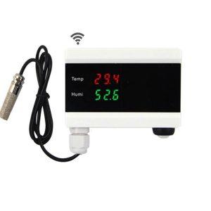 WiFi индустриален температурен сензор