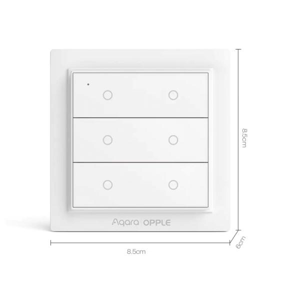 aqara opple размери на ключа