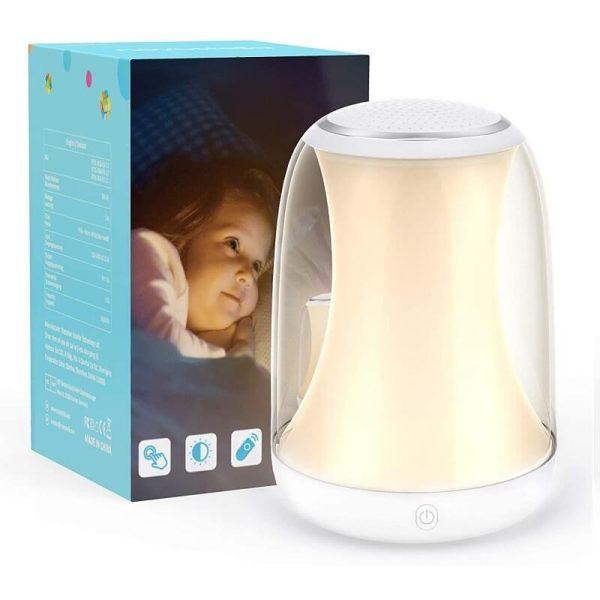 бебешка нощна лампа novostella