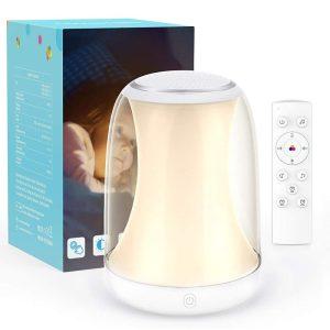 детска нощна лампа и дистанционно управление