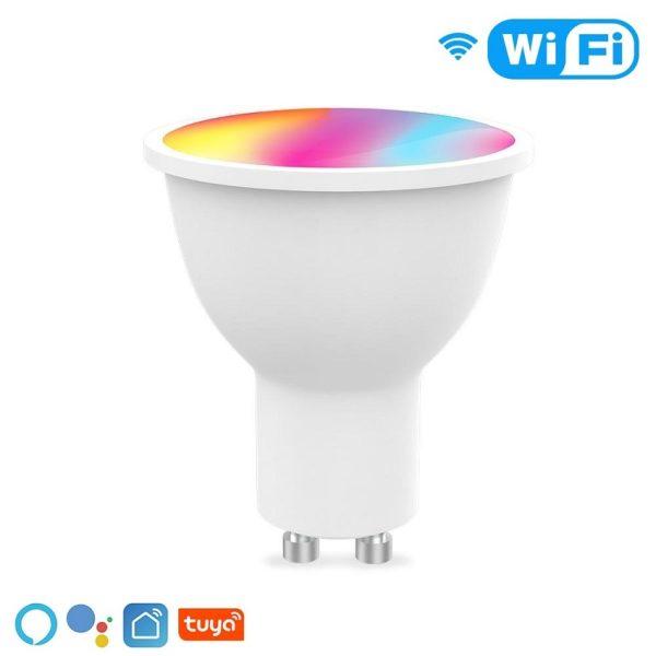 WiFi луничка GU10