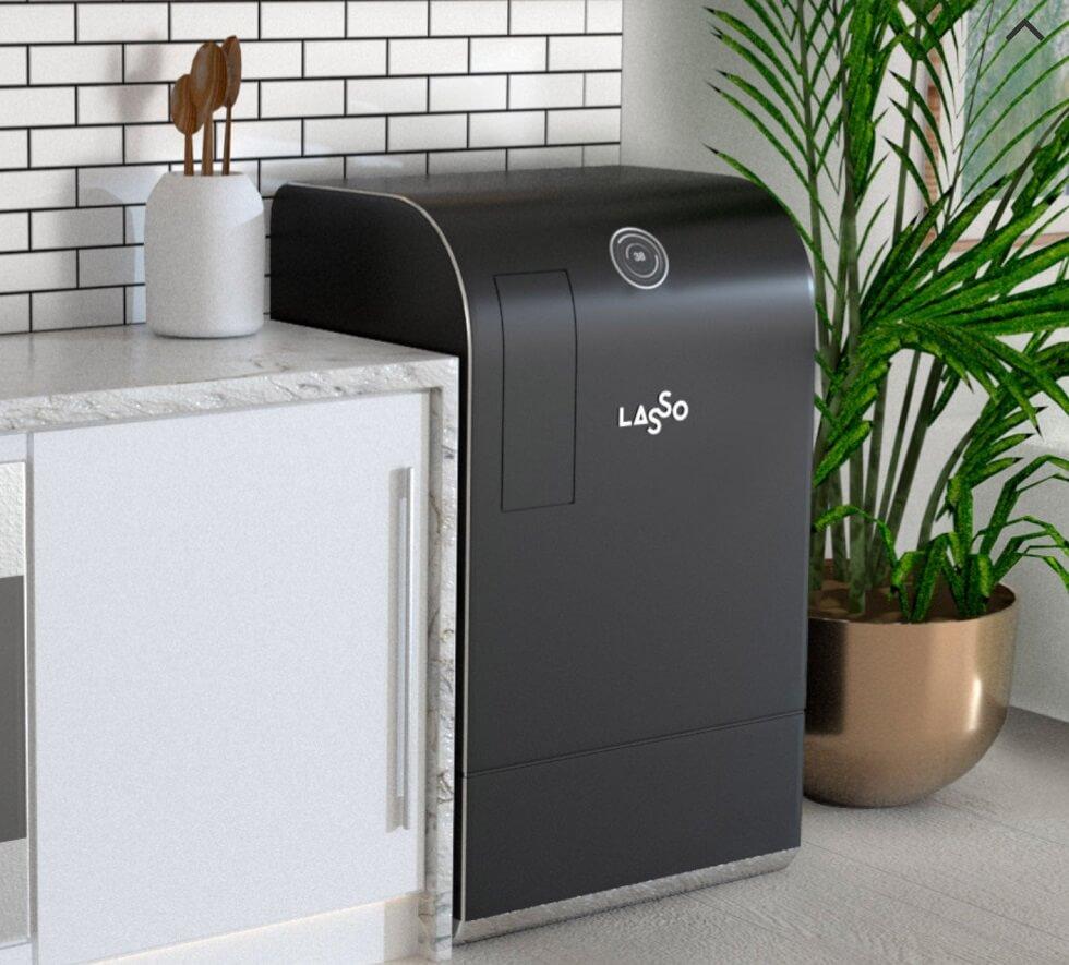 Lasso машина за рециклиране