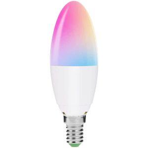 WiFi крушка E14 тип свещ